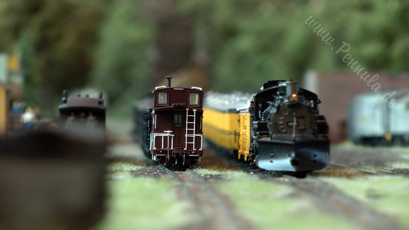 Modelleisenbahn Stuttgart Model Railroaders in Spur H0
